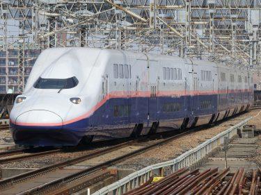 2階建て新幹線「Maxとき」が廃止される前に乗りたい