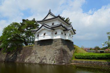 堀部安兵衛生誕の地、新発田藩の城を巡る