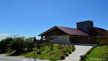 清泉寮を経由して山梨県の清里中央オートキャンプ場を目指す