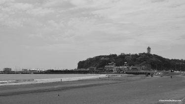 江ノ島から七里ガ浜まで歩いてみよう